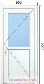 Купить алюминиевые двери в Москве