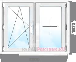 Цена на окна из теплого алюминия