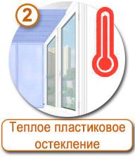 Пластиковые окна на балконы и лоджии