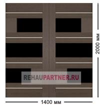 Цена на двери купе в Москве