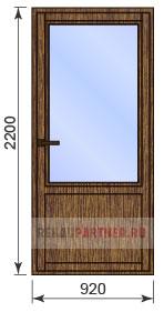 Цены на деревянные двери