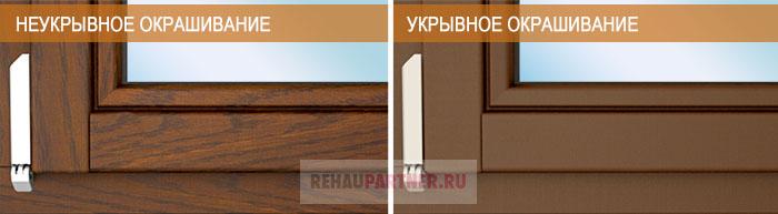 Виды окрашивания деревянных дверей