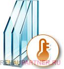 Характеристики энергосберегающих стеклопакетов