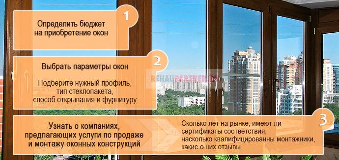 Как выбрать качественные пластиковые окна