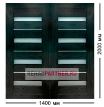 Фото и цены межкомнатных дверей купе