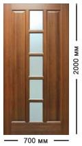 Раздвижные навесные двери