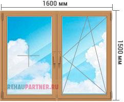 Цены на новые деревянные окна