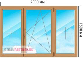 Купить новые деревянные окна