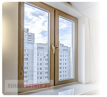 Окна ПВХ для кирпичного дома