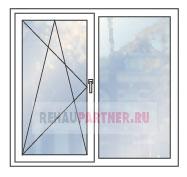 Цены на окна для панельного дома