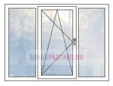 Цены на пластиковые окна для панельного дома