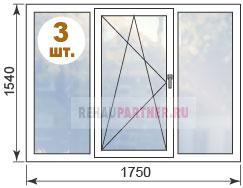 Стоимость остекления квартир в домах И-522А