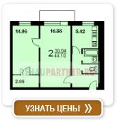 2-комнатная квартира (план 1)