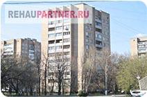 Окна для домов серии II-67 «Москворецкая»