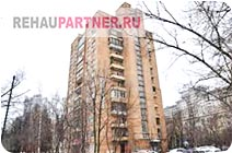 Окна для домов серии II-67 «Смирновская»