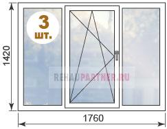 Цены на пластиковые окна в домах серии КОПЭ