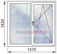 Цены на окна в домах серии ПД-4