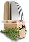Окна из дерева на заказ в Егорьевске