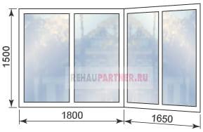 Цены на остекление балконов в Ивантеевке