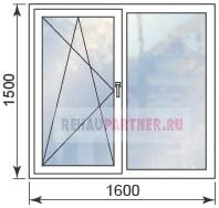 Цены на пластиковые окна в Ивантеевке