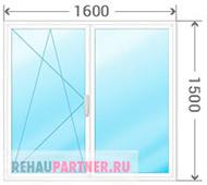 Цены на окна ПВХ в Краснознаменске
