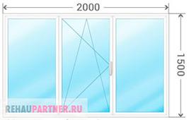 Цены на пластиковые окна в Краснознаменске
