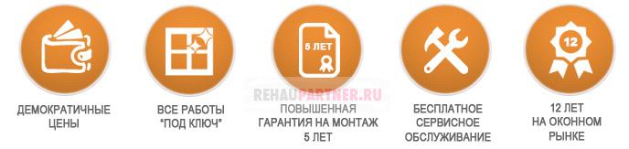 Установка пластиковых окон в Одинцово