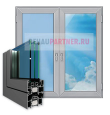Алюминиевые окна в Подольске