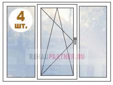 Цены на окна Rehau