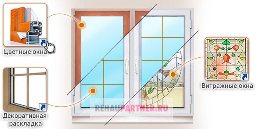 Окна в однушку