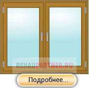 Купить деревянные окна оптом