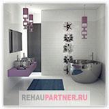 Раздвижные двери в ванную в Москве