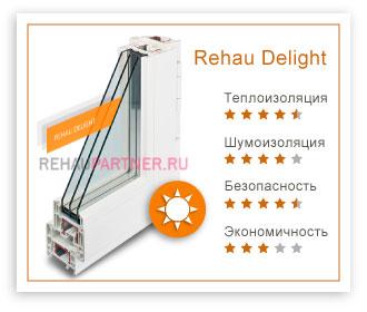 Rehau Delight или Sib