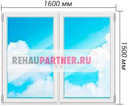 Цены на окна Rehau Sib