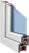 Технические характеристики стеклопакетов КВЕ Эксперт