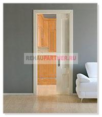 Встроенные межкомнатные двери