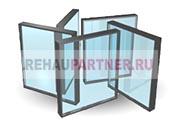Зенитные фонари со стеклопакетами